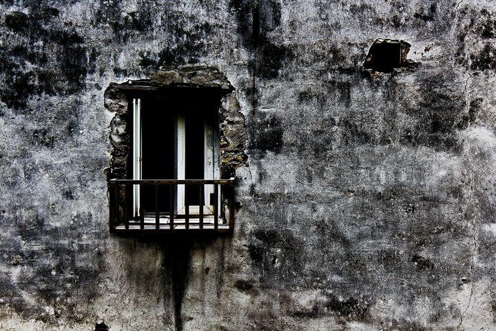 Dark Window - The Art Gallery of Kamil Suleyev