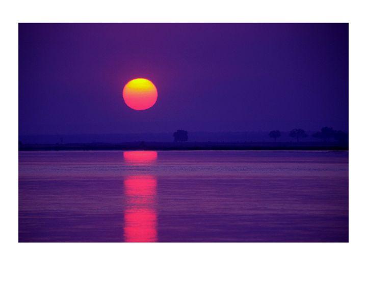 Zambezi Sun Rise - Bill Love