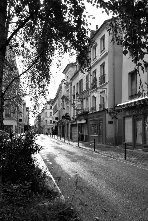 Paris Street - Bill Love
