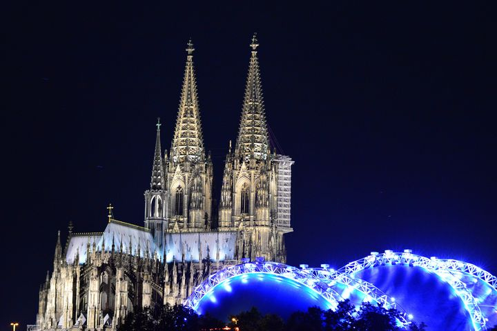 Cologne Cathedral, Germany - Bill Love
