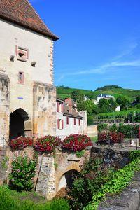 Village of Colmar, France