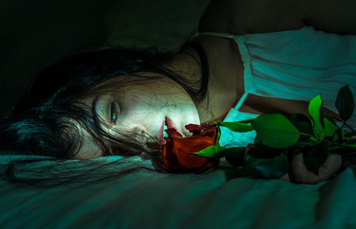 The Girl and the Rose - Marie C. Raine
