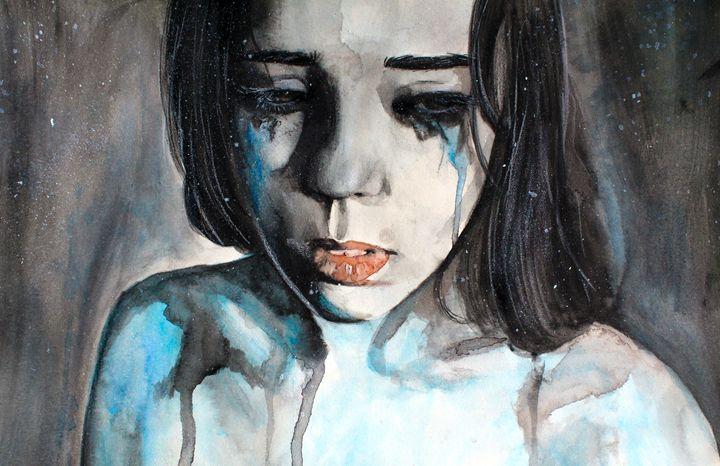 I Cried The Sky - Marie C. Raine