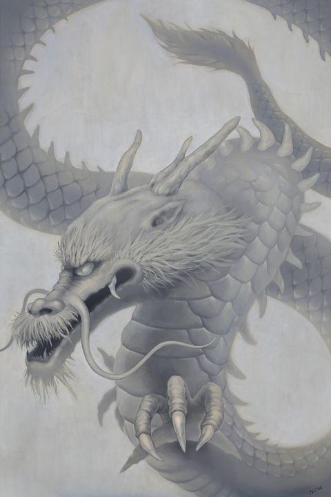 Dragon 1 - niinoart