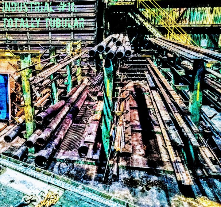 Industrial 11: Totally Tubular - JA-STUDIOS