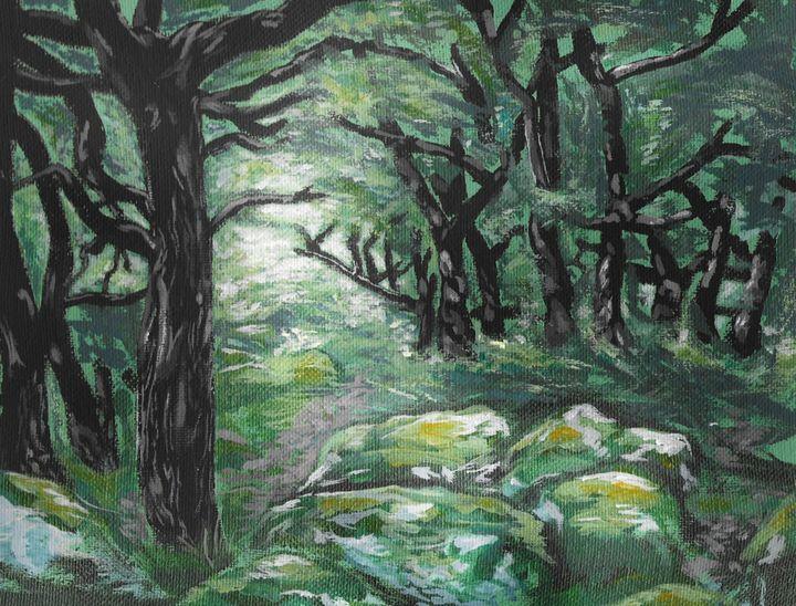 Emerald Forest - JA-STUDIOS