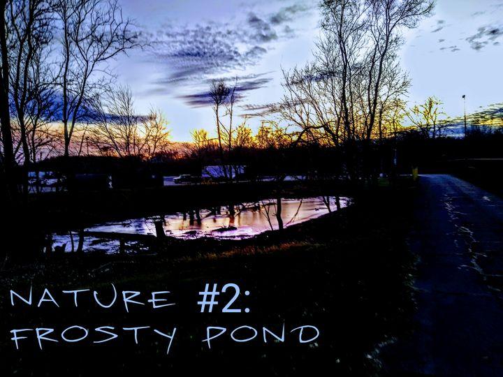 Nature #2: Frosty Pond - JA-STUDIOS