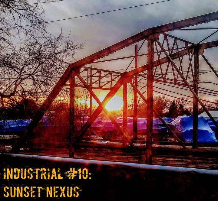 Industrial #10: Sunset Nexus - JA-STUDIOS