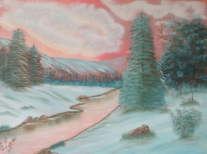 Cool snow - E. Garcia