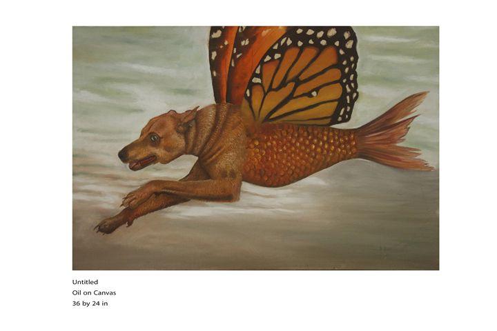 Butter Fox - Bella Arts