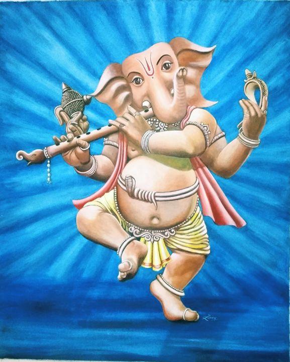 Ganesha - sanjay sharma
