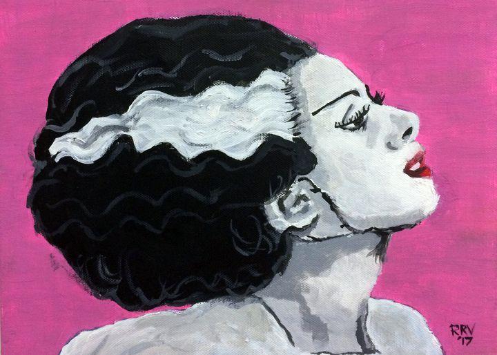 The Bride - Randi Vaughan