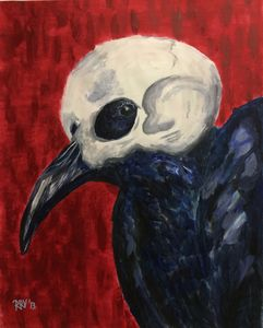 Raven Masque of the Red Death