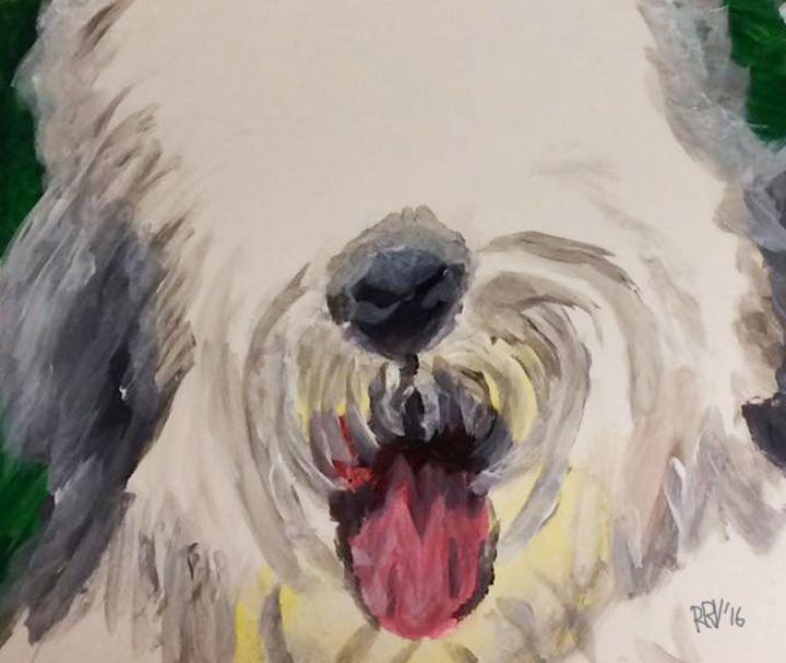 Sheepdog - Randi Vaughan
