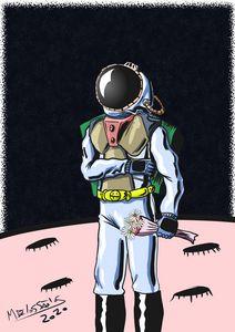 Astronaut in love