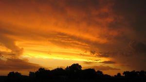 sunset 0423