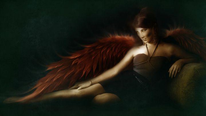 Dark Angel - Diana Laura