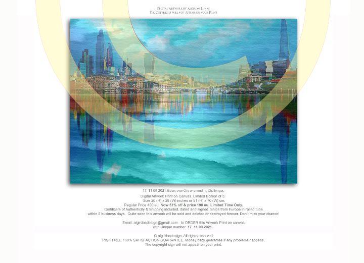 17  11 09 2021 London's City ... - algirdasdesign
