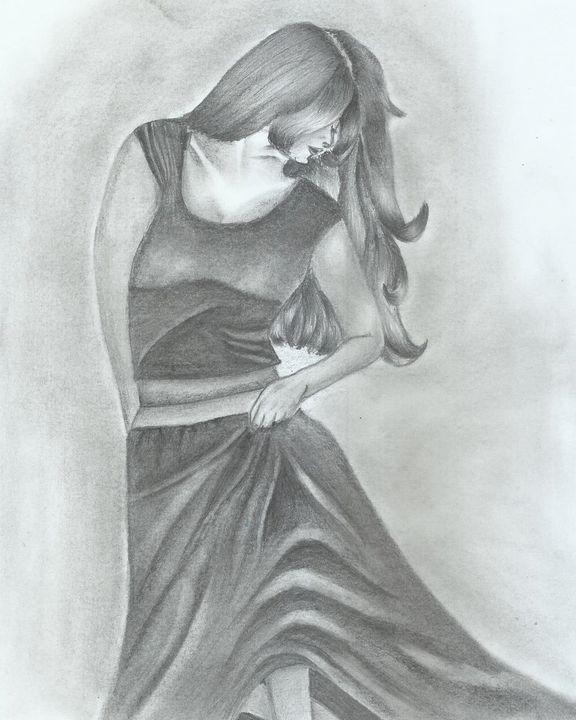 The Oblivious Dancer - Art By Mini