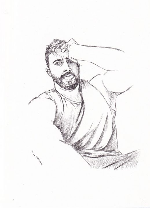 Male portrai - BillyB