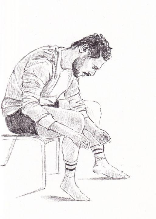 Male portrait - BillyB