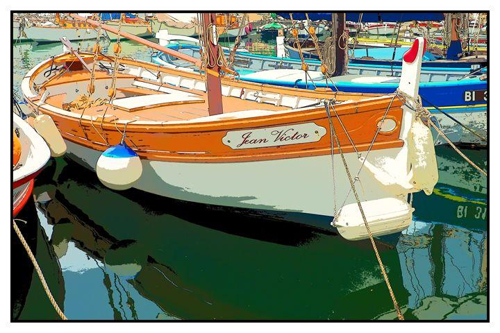 Barque provençale 1 - CORIOLAN