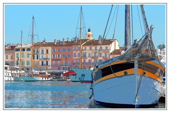 Saint-Tropez - CORIOLAN