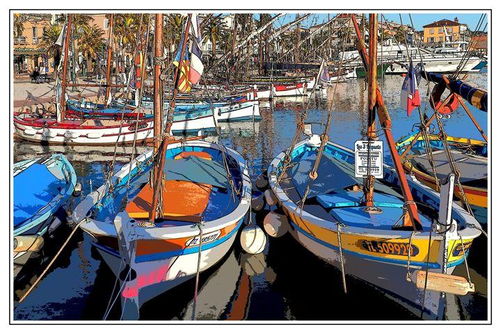 Barques provençales 3 - CORIOLAN