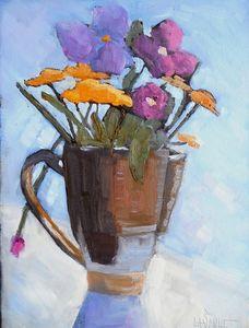 Gathered from the Garden - Carol Schiff Studio