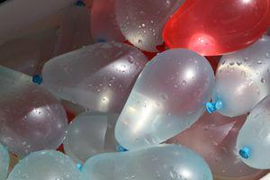 water balloon summer