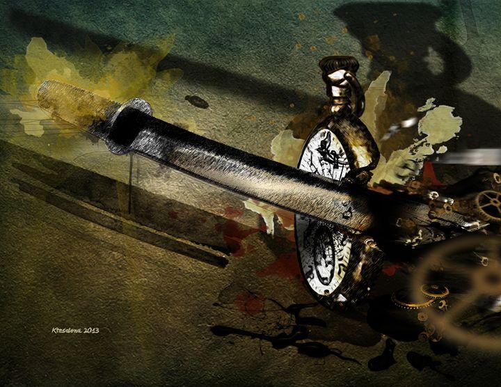 Killing Time - Kenet Tesalona's Works
