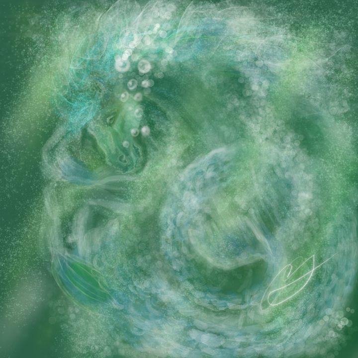 Hippocampus - Christopher Gerber