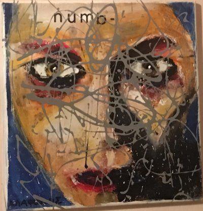Portrait - Numb - Stefanos Alafouzos