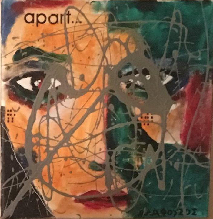 Portrait - Apart - Stefanos Alafouzos