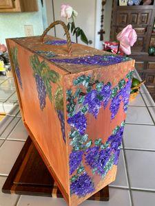 Sculpture Wine Box