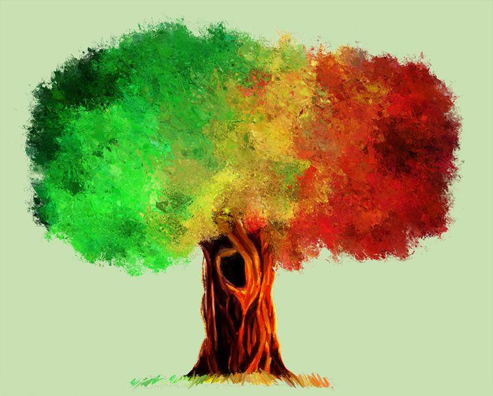 Tree of Life - Triple D's Art