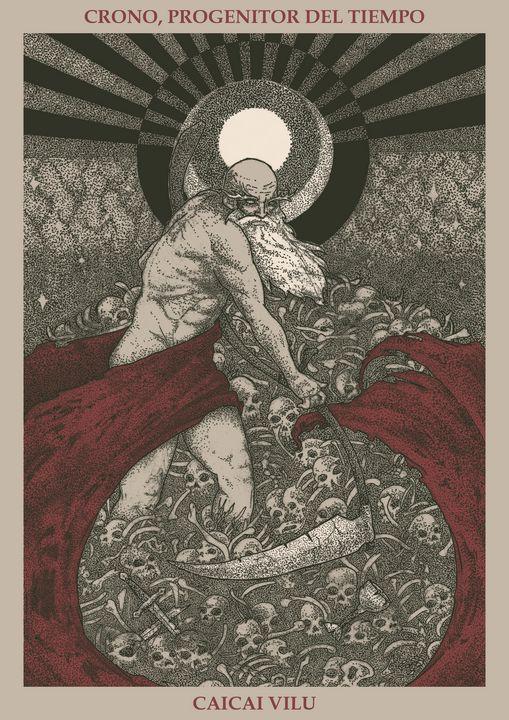 Crono - Caicaivilu Illustration