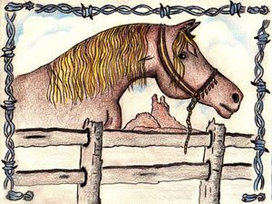 SOUTHWEST HORSE