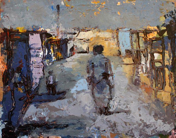 Citizen - Fikile Mqhayi art world
