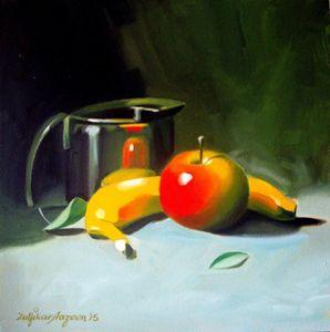 Still life painting 16