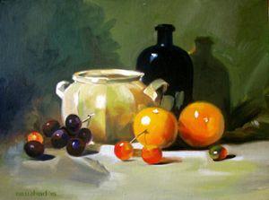 Still life painting 13