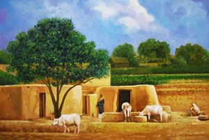 Village Life Pakistan