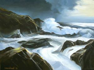 Seascape Painting 8