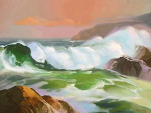 Seascape Painting 5