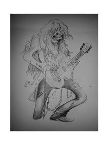 death musician