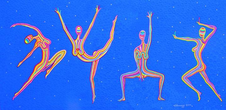 Aurora Borealis (Twilight Dancers in - VANNOZZI
