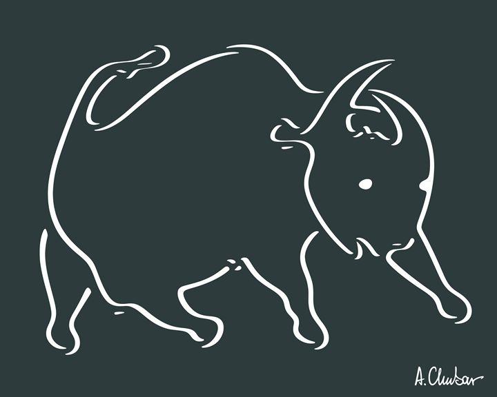 Bull - Alexander Chubar