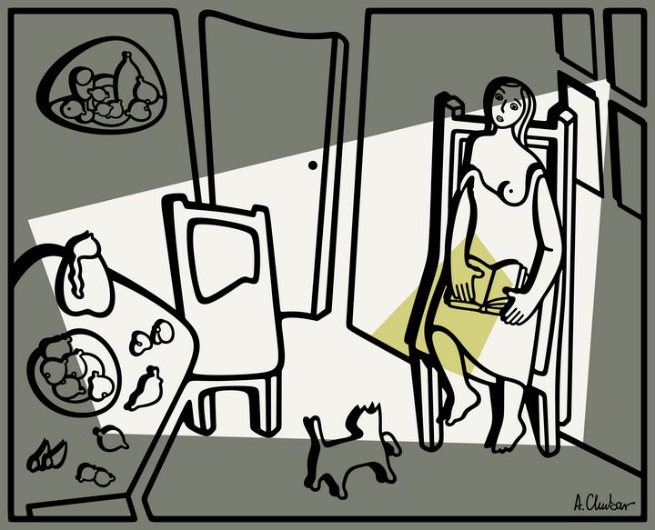 Interior 1 - Alexander Chubar