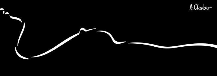 Nude 14 - Alexander Chubar