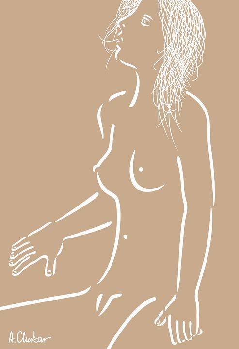 Nude 35 - Alexander Chubar